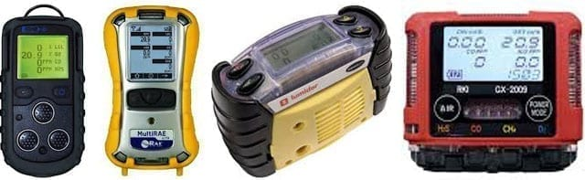 Gas Detector Calibration 1