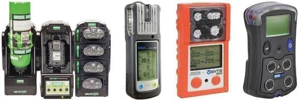 Gas Detector Calibration 2
