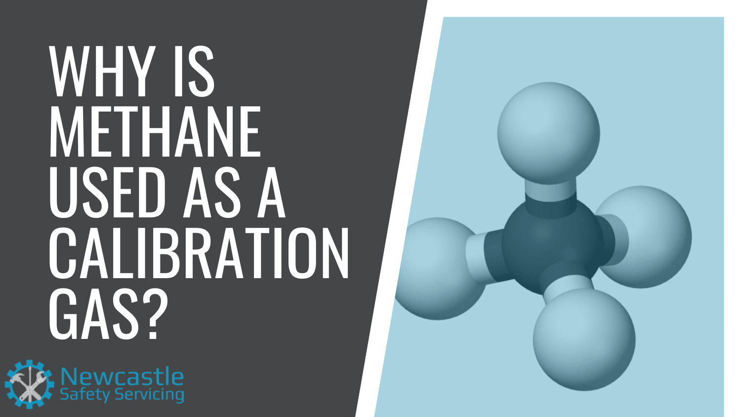 cover image for why is methane used as a calibration gas
