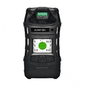 MSA ALTAIR 5X Detector LEL O2 Co H2S Hcn Monochrome - 767245