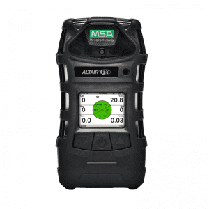 MSA ALTAIR 5X Gas Detector IR LEL O2 Co H2S Nh3 Monochrome - 767248