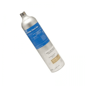 MSA Cal Gas 4Gas Pentane Std 58%LEL 60PPMco 20PPM H2S 15% O2 Bal N2 - 58L - 10045035