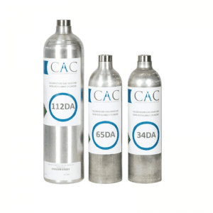 CAC Ethanol 260.5PPM Calibration Gas - 34DA260.5EN