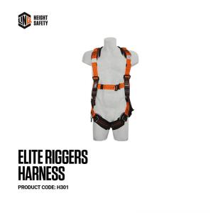 LINQ Elite Riggers Harness- Maxi Xl-2Xl Cw Harness Bag Nbhar - H301-2XL
