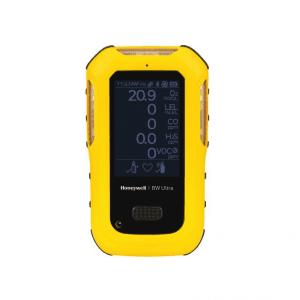 Honeywell BW Ultra 5-Gas Detector O2 LEL H2S CO VOCS - HU‑X1W1H1M1Q1‑Y‑A