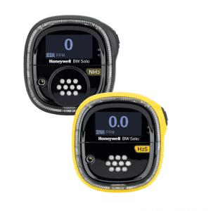 Honeywell Bw Solo Gas Detector H2 - BWS-R-Y