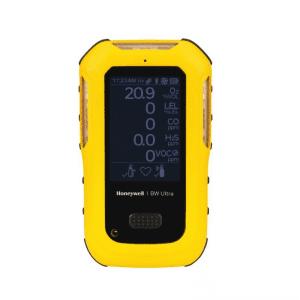 Honeywell BW Ultra 5-Gas Detector O2 LEL H2S CO CO2 IR - HU‑X1W1H1M1B1‑Y‑A
