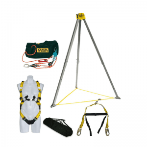 MSA Kit Confined Space Rope Rescue System 3-1 45M - 767790