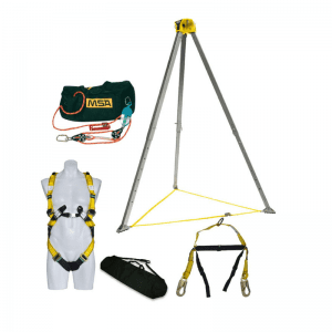 MSA Kit Confined Space Rope Rescue System 4-1 60M - 767791