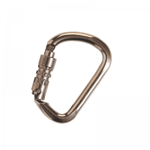 LINQ Karabiner - Triple Action Stainless Steel 27mm - KTASS27