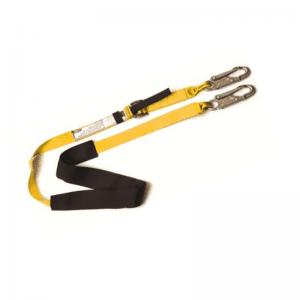 MSA Pole Strap 2.5M C/W Adjuster And Alloy Steel Snaphooks - 229601-2.5-5-5