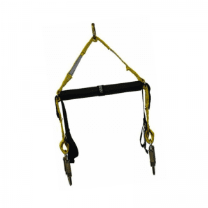 MSA Workman Spreader Bar W-Steel Snaphooks - 10112910
