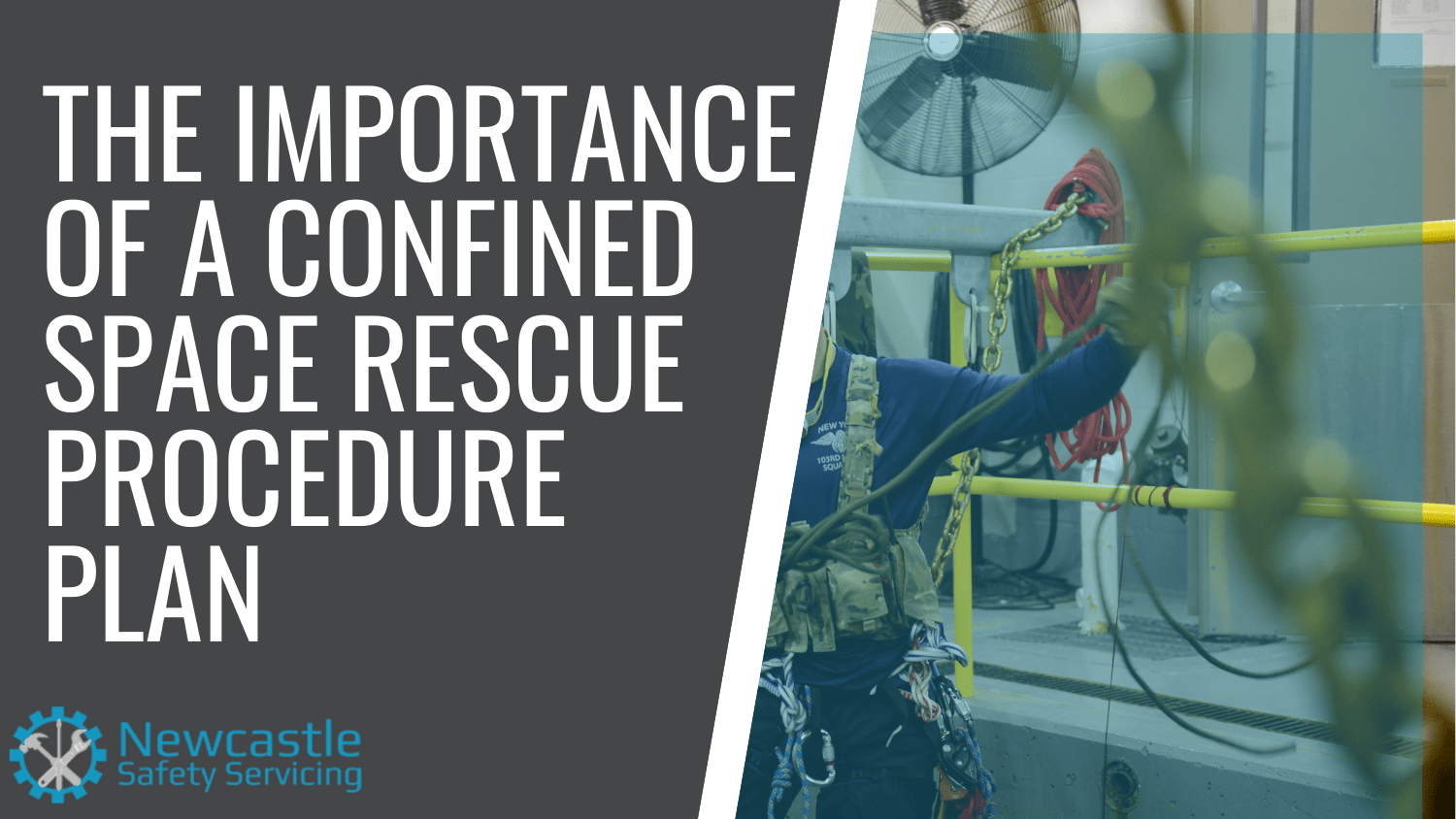 Confined Space Rescue Cover Image